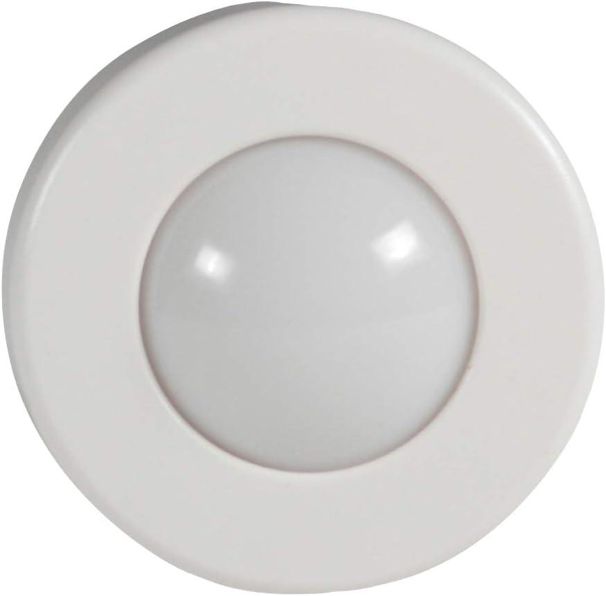 Manufacturers Select ITC LED Flush Mount Night Vision LED Courtesy Light 69650B-W1-DB Watertight RV or Boat LED Utility Light with White Bezel