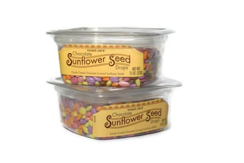candy coated sunflower seeds - 9