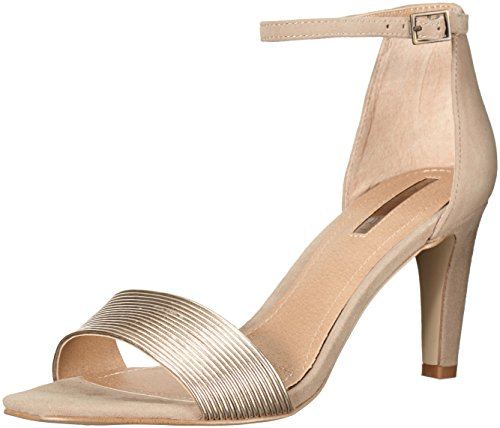 Dress Taupe Tahari Ta Sandal Damen Bronze Novel Cabin PxgBOtwq