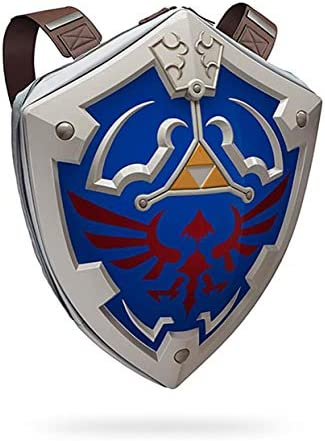 The Legend of Zelda Hylian Shield Backpack