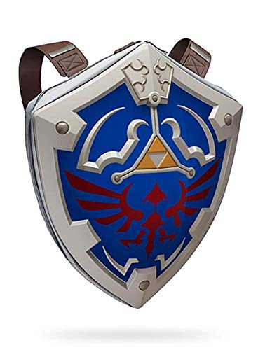 The Legend of Zelda Hylian Shield Backpack]()