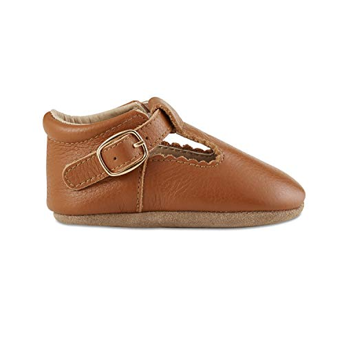 Cheap Mary Janes (Babe Basics Baby Mary Janes, Tawny,)