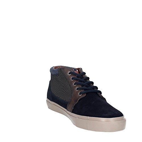 Wrangler WM172130 Hoch Sneakers Herren Blau