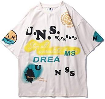 wefwef Camiseta Unisex 3D,Hip Hop De Verano Casual Gris Suelto O-Cuello Dear Ms Patrón Personalizado Tops Camisetas De Manga Corta, para El Desgaste Diario Diario O Ropa Calle, Viajes, Vacaciones,M: Amazon.es: Deportes