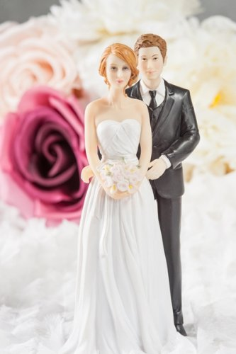 butch lesbian wedding cake toppers