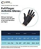 Copper Compression Full Finger Arthritis