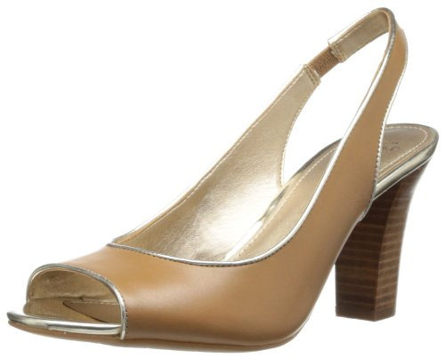 Circa Joan David Sandals (Circa Joan & David Women's Jasmyn Dress Pump,Natural,8 M US)