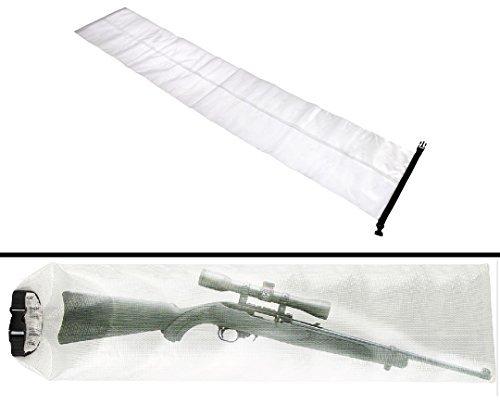 "Ultimate Arms Gear Clear 64"" Long Waterproof Rifle Shotgun S"