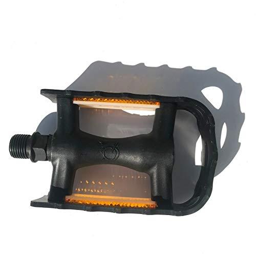 Brompton Pedal - Non Folding - RH Black Edition