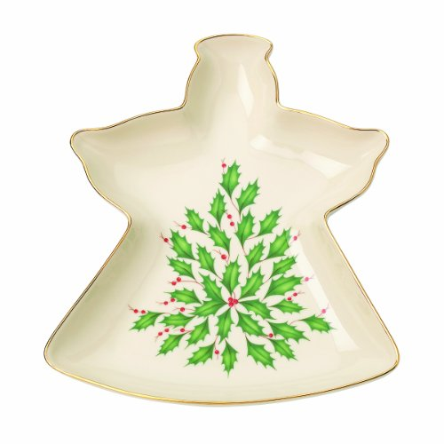 - Lenox Holiday Angel Candy Dish