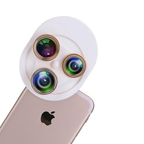 Yelin camera lens