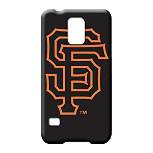 samsung galaxy s5 Shock Absorbing Eco-friendly Packaging Scratch-proof Protection Cases Covers phone carrying case cover san francisco giants mlb baseball