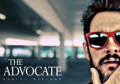 The Advocate by Daniel Madison by Ellusionist