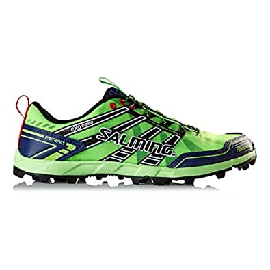 Salming Elements Trail Running Shoes - AW16 - 7.5 - Green