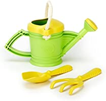 Save on Green Toys Watering Can Toy, Green