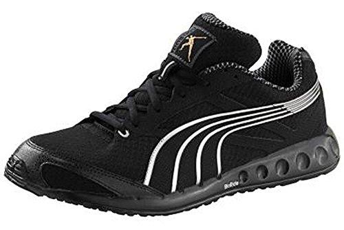 Puma para hombre Bolt Faas 400/color 185678 03: Black/Puma Silver/M.Blue
