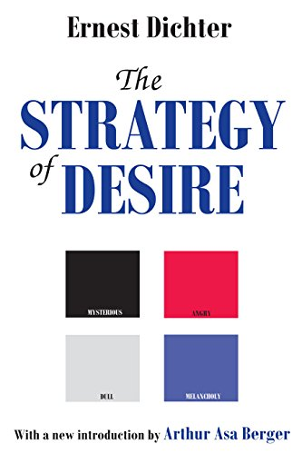 (The Strategy of Desire (Classics in Communication and Mass Culture)