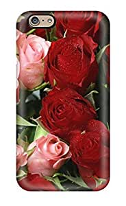 Series Skin Case For Samsung Note 2 Cover(pink Red Roses Bouquet)