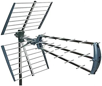 Aerial Tri-Boom Very High Gain Lte by Labgear: Amazon.es ...