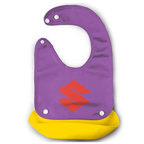 RuigeHongke Suzuki Bib Mouth Towel for Baby Yellow 48