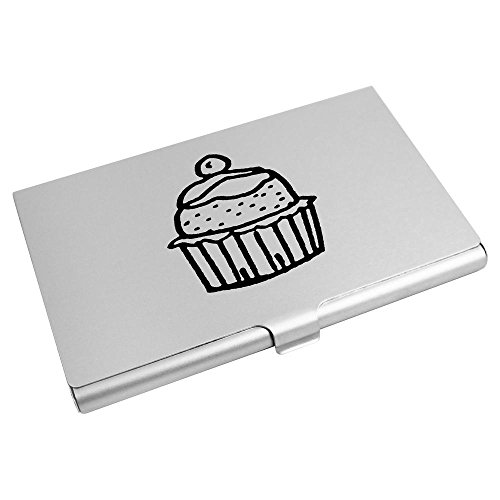 Azeeda Azeeda CH00015814 Holder 'Cupcake' 'Cupcake' Wallet Business Card Credit Card d5wSzwqA