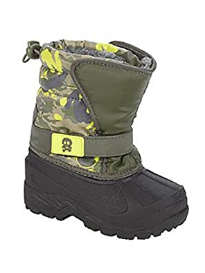 Amazon.com | Athletech Toddler Boys Rugged Green Cammo