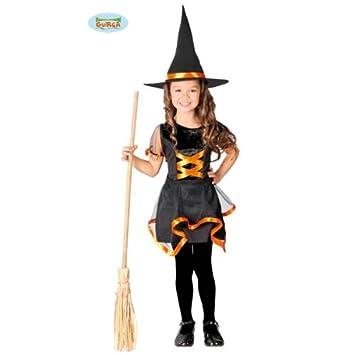 Disfraz de Bruja (Talla 10-12 años): Amazon.es: Juguetes y juegos