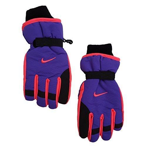Nike Winter Sports Gloves, Size 7-16, Hyper Grape by NIKE