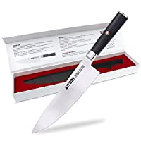 Kitory 8.5 inch Chef's Knife- sharp knife
