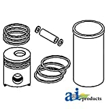 A&I - Piston Liner Kit w/Flat Head Piston (SN < 278049). PART NO: A-SK262