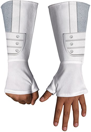 [G.i. Joe Retaliation Storm Shadow Child Deluxe Gloves] (Joe Child Costumes Gloves)