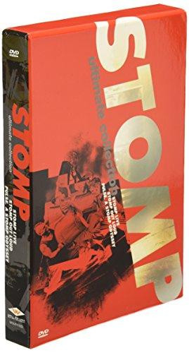 STOMP (Three DVD Box Set) by Alfred Music