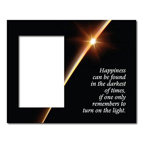 Dumbledore Quote Picture Frame