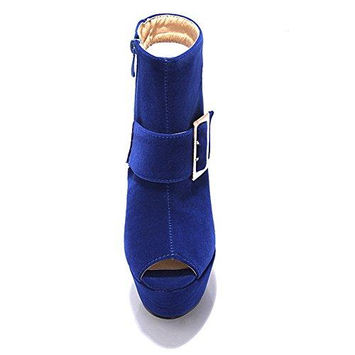 Para Sandalias 1to9 Mujer Vestir De Azul t0xxZY1