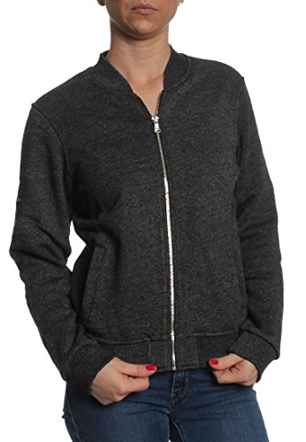Superdry - Sweat-shirt - Femme noir Schwarz Small