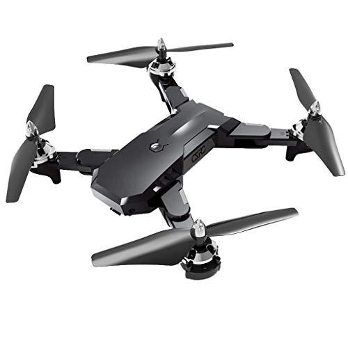 KUNAW Mini Drone Quadcopter CS-7 1080P HD Camera WiFi FPV Foldable Selfie Drone RC Quadcopter RTF RC Helicopter -