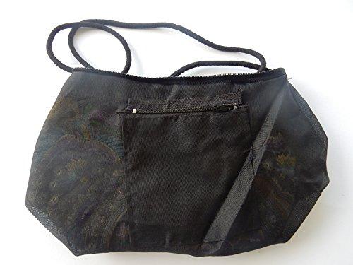 Modello Fiori Negozio Sacchetto Con Handbestickt Thai Cotone E Piccolo Hmong Ariyas Tradizionale Di Uccelli wgqdBPxE0