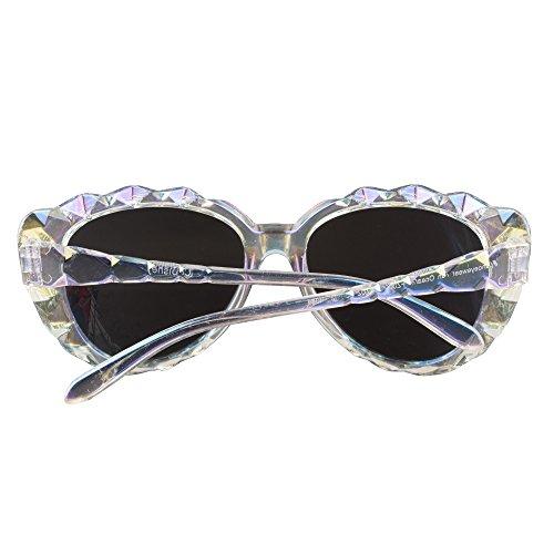Pan Oceanic LTD Wayfarer Disney FROZEN Sunglasses for Girls, Non-polarized by Pan Oceanic LTD (Image #4)