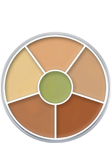 Kryolan Concealer Circle 9086 Makeup Color: NR. 5