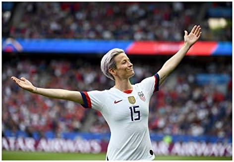 Alex Morgan Soccer Poster Print Olympics 8x10 11x17 16x20 22x28 24x36 27x40