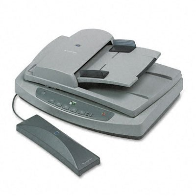 HP - Scanjet 5590 Digital Flatbed Scanner, 2400 x 2400dpi, 50-Sheet by HP