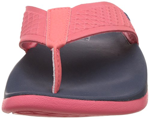 adidas Pantolette Rot
