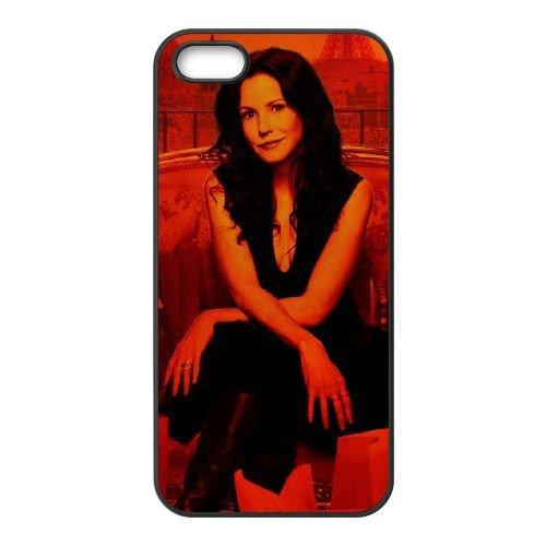 Catherine Zeta Jones In Red 2 coque iPhone 5 5S cellulaire cas coque de téléphone cas téléphone cellulaire noir couvercle EOKXLLNCD22698