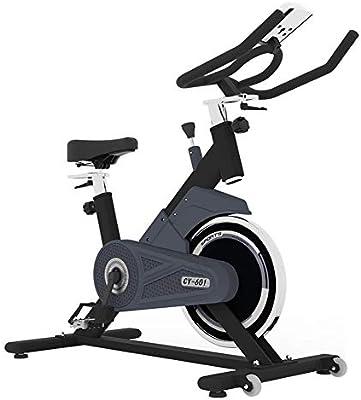 KuaiKeSport Bicicleta Spinning Profesional,Indoor Cycling LCD ...