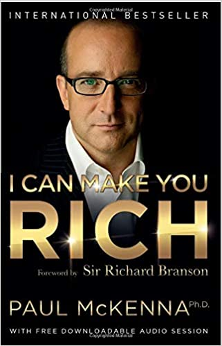 Image result for paul mckenna i can make you rich