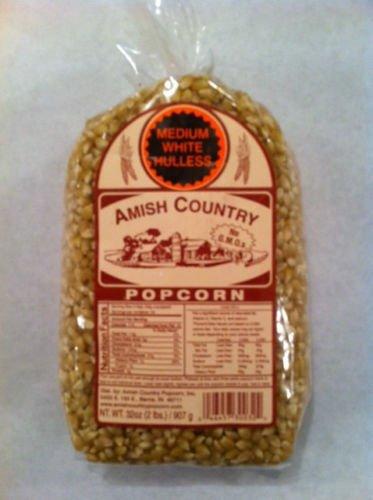 popcorn amish white - 4