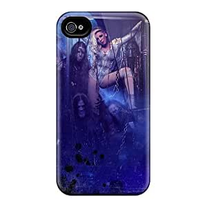 Shock Absorption Hard Phone Case For Iphone 4/4s With Unique Design HD In This Moment Band Series EricHowe