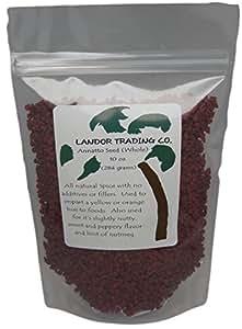 Annatto Seed (Whole) 10 Ounce