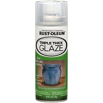 Amazon.com  Rust-Oleum 264985 Specialty Clear Triple Thick Spray ... f1db39eb8