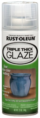 Rust-Oleum 264985 Specialty Clear Triple Thick Spray, Clear, - Spray Triple